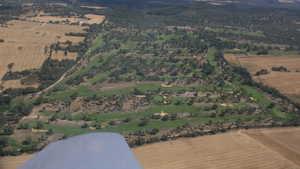 Soria GC: Aerial view