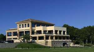 Las Ramblas de Orihuela: Clubhouse
