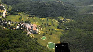 San Donato GC: Aerial view