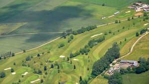 Avernas GC: Aerial view