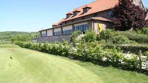 Mergelhof GC: Clubhouse