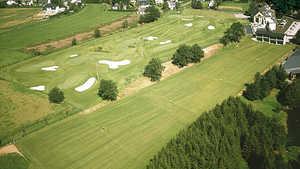 Greenhouse Golf De Saint: Aerial view