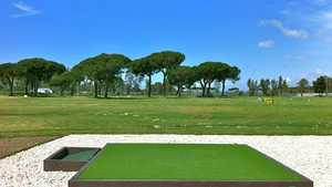 Casal Palocco GC: Driving range