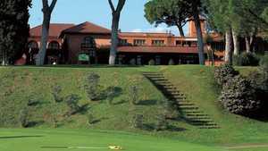 Circolo Roma Acquasanta GC: Clubhouse