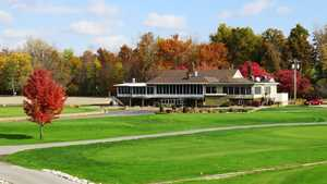 Spring Lake CC: Clubhouse