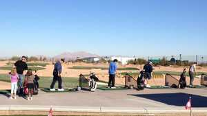 TaylorMade Golf Experience: Driving range