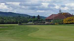 Elmwood GC: Clubhouse