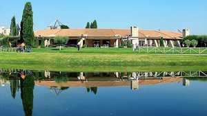 Parco de Medici GC: Clubhouse