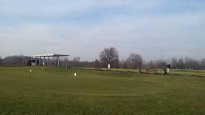 Casalunga Golf & Resort: Practice area