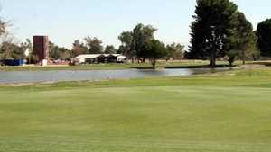A view from Palo Verde Golf Course