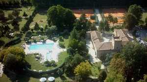Fossadalbero CC: Aerial view