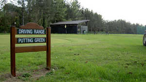 Giardino Carpi GC: Driving range & putting green