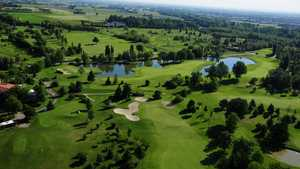 Modena GCC: Aerial view