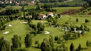 Riolo la Torre GC: Aerial view