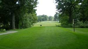 North at Woodland Hills GC: #14