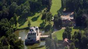 Executive Club Private Golf: Aerial view