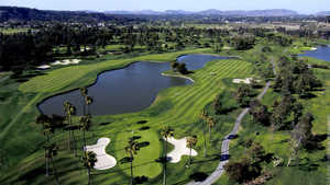 Fairbanks Ranch CC: Aerial view