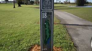 The Links At Boynton Beach - Championship: #18