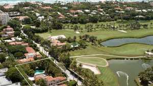Everglades GC: Aerial view