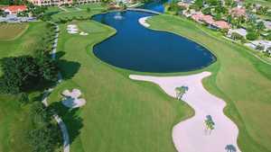 Wycliffe GCC: Aerial view