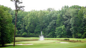 Marietta CC - Lake View Nine: #9