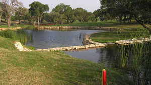 Valler Creek GC: Ponds on #17