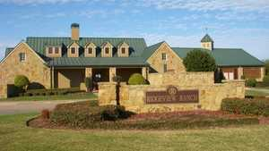 Ridgeview Ranch GC: Clubhouse