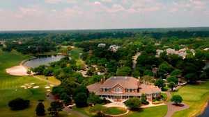 DeBordieu Colony CC: Aerial view
