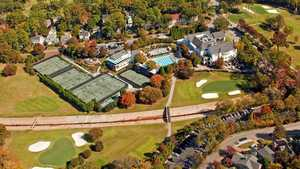 Ansley GC: Aerial view