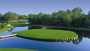 Woodlands CC - Tournament: island green