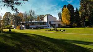 Carimate GC: Clubhouse