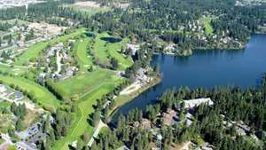 Avondale Golf & Tennis Club: Aerial view