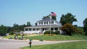 London Downs GC: Clubhouse