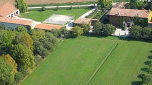 Villa Schiarino Lena - The Practice GC: Aerial view