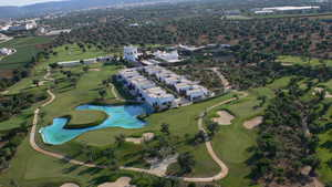 Coccaro GC: Aerial view