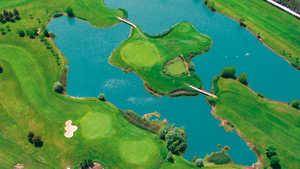Conero GC: Aerial view