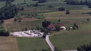 Nogherazza Belluno GC: Aerial view