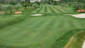 Mediterraneo Country Club - hole 17