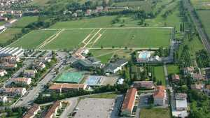 Salici GC: Aerial view