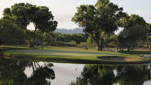 Tubac Golf Resort: Anza's #9