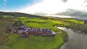 Aboyne Loch GC: Aerial