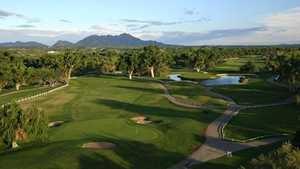 Tubac Golf Resort: Rancho #9