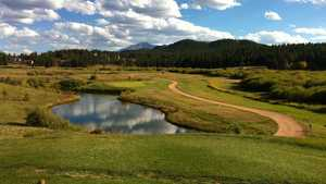 Shining Mountain GC: #17