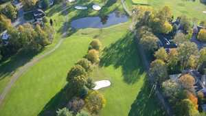 National GC at Tantallon: Aerial view