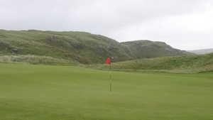 Glashedy Links at Ballyliffin Golf Club - No. 3 green