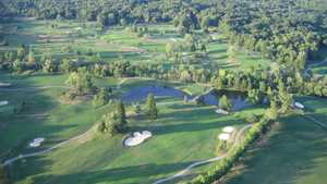 Grantwood GC: Aerial view