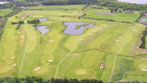 Allen Park GC: Aerial View