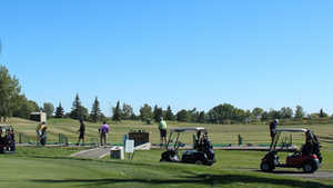 Lakeside Greens GCC: Driving range