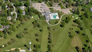 Edge GC: Aerial view