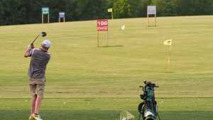 Toad Valley GC: Driving range